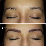 makijaż permanentny po