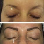 makijaż permanentny podcień