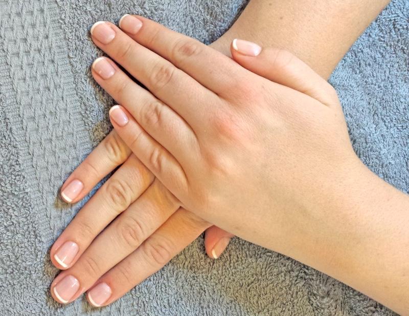 manicure realizacja gabinet lucyny zakrzewskiej pszczyna